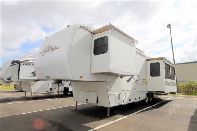 Used 1998 Alfa Ideal 35RLT Fifth Wheel For Sale