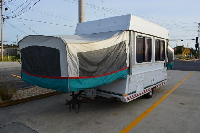 Used1994 Fleetwood Coleman Pop Up For Sale
