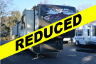 Used 2012 Crossroads Rushmore 38FL Fifth Wheel For Sale