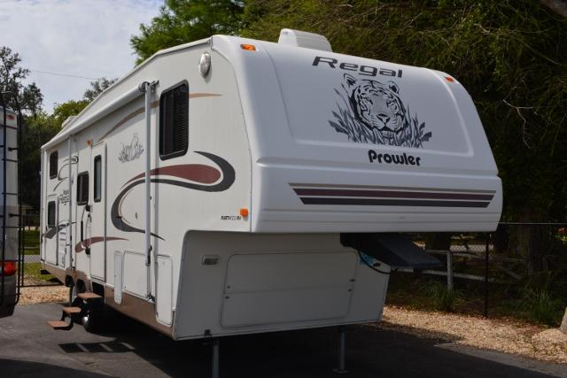 Buy a Used Fleetwood Prowler in Panama City, FL.
