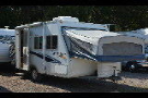 Used 2002 Dutchmen Aerolite Cub T104 Hybrid Travel Trailer For Sale
