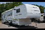 Used 2007 Gulfstream Endura Max M36 Fifth Wheel Toyhauler For Sale