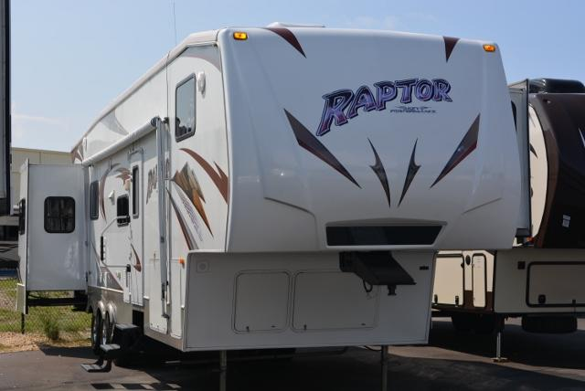 Buy a Used Keystone Raptor in Panama City, FL.