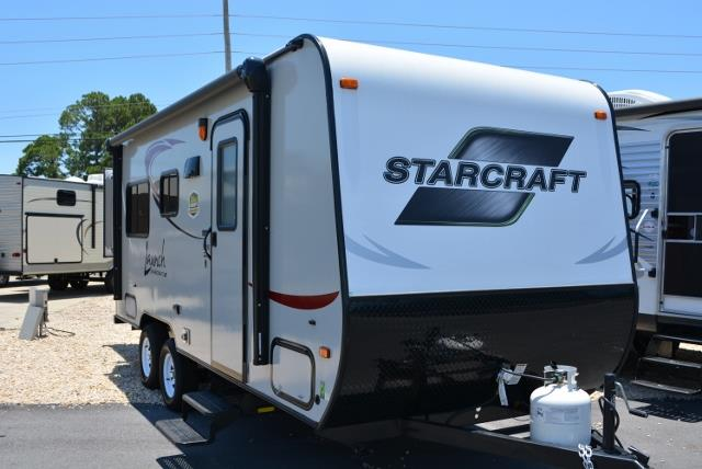 New 2015 Starcraft LAUNCH 19BHS Travel Trailer For Sale