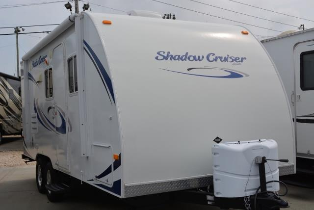 Used 2010 Cruiser RVs Shadow 195WBS Travel Trailer For Sale