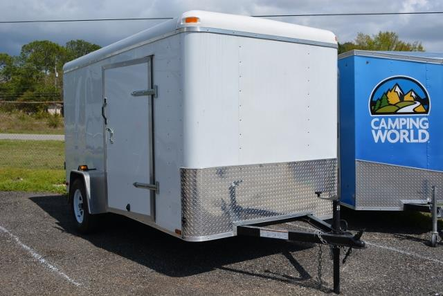 Used 2015 LARK CARGO TRAILER5 VT612SA Cargo Trailer For Sale
