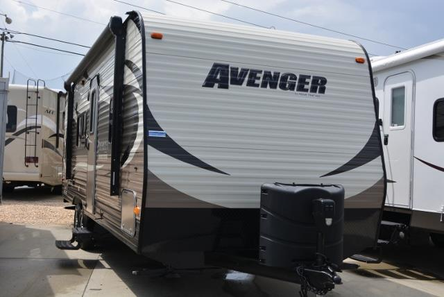 Used 2015 AVENGER AVENGER 26BH Travel Trailer For Sale