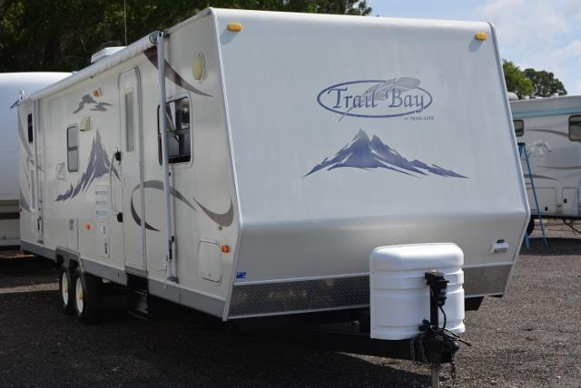 Used 2006 R-Vision Trail Lite 32BHS Travel Trailer For Sale