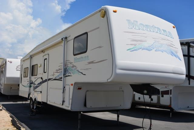 Used 2003 Keystone Montana M-3575RL Fifth Wheel For Sale
