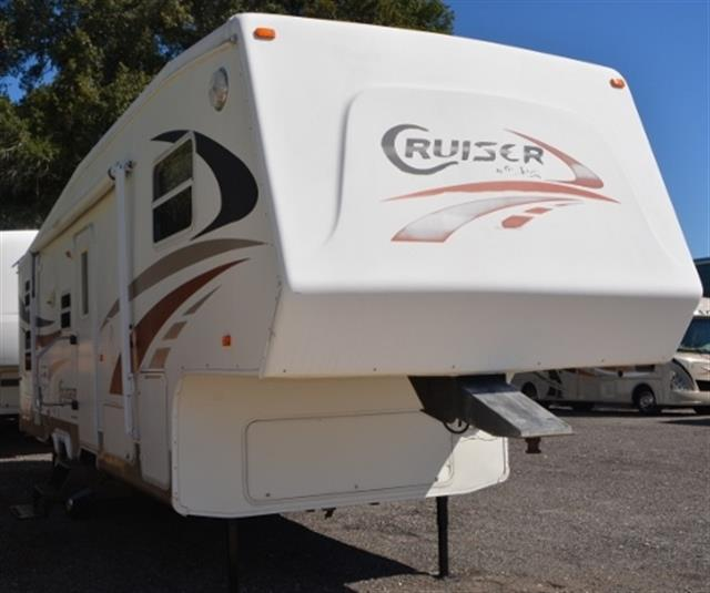 Used 2003 Crossroads Crossroads M-3530 BH Fifth Wheel For Sale
