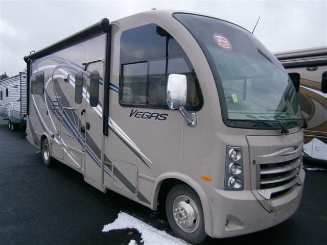 New2014 thor motor coach vegas class a gas for sale for Thor motor coach vegas for sale