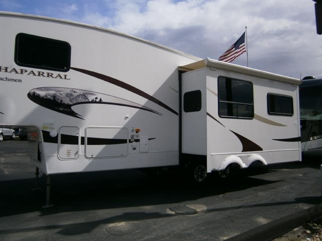Used 2009 Coachmen Chaparral Fifth Wheel For Sale In