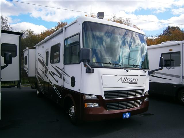 Buy a Used Tiffin Allegro in Berkley, MA.