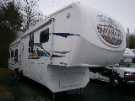 Used 2008 Heartland Bighorn 3670 Fifth Wheel For Sale