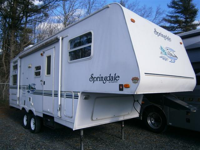 2002 Keystone Springdale