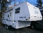 Used 2002 Keystone Springdale 249BH Fifth Wheel For Sale