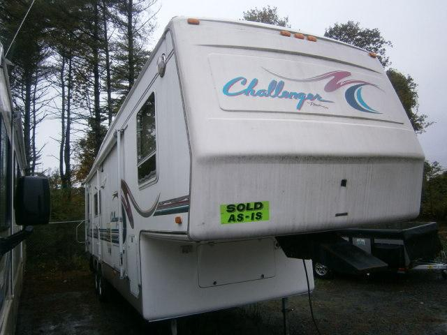 Used 1999 Damon Challenger Fifth Wheel Trailer For Sale In