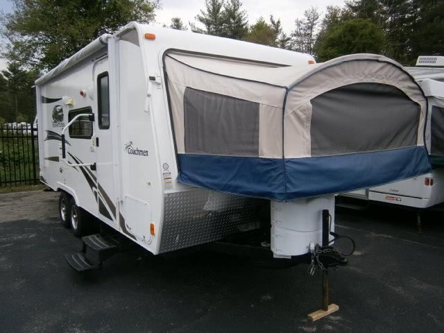Buy a Used Coachmen Freedom Express in Berkley, MA.