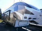 New 2015 Keystone Cougar 326SRX Fifth Wheel Toyhauler For Sale