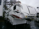 Used 2007 Keystone Fuzion 362 Fifth Wheel Toyhauler For Sale