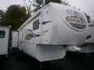 Used 2009 Heartland Bighorn 3055RL Fifth Wheel For Sale