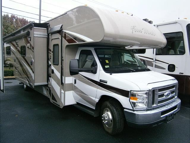 Buy a Used THOR MOTOR COACH Four Winds in Berkley, MA.