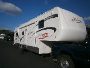 Used 2007 K-Z Sportster M35 Fifth Wheel Toyhauler For Sale