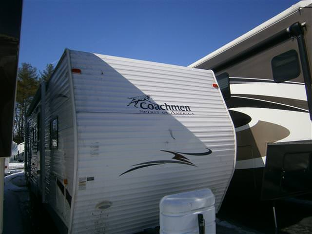 2008 Coachmen Spirit Of America