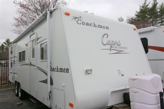 Used 2005 Coachmen Capri 27 Travel Trailer For Sale
