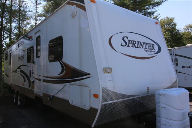 2010 Keystone Sprinter