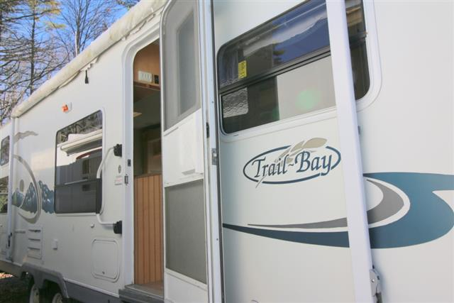 2006 Travel Lite RV Trail Bay