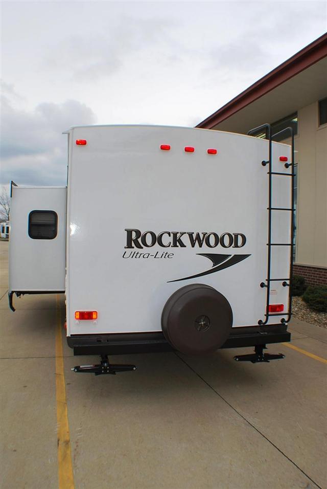2014 Forest River Rockwood Ultra Lite