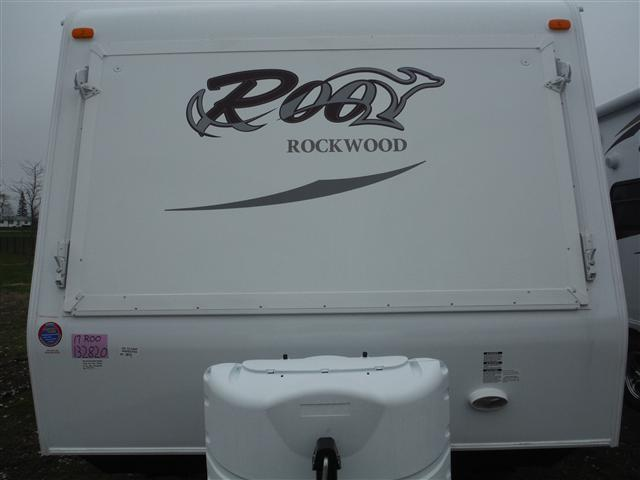 2015 Forest River Rockwood Roo