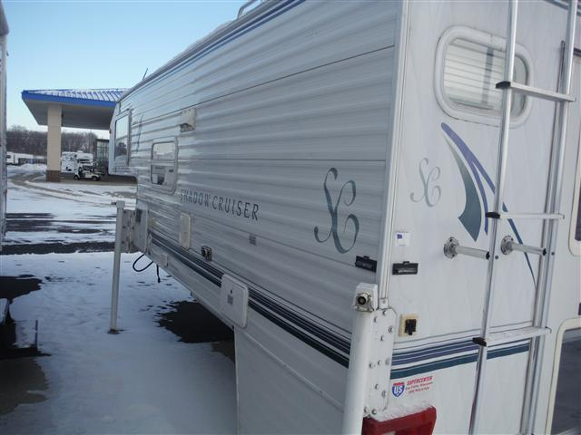 Used1999 Shadow Shadow Cruiser Truck Camper For Sale