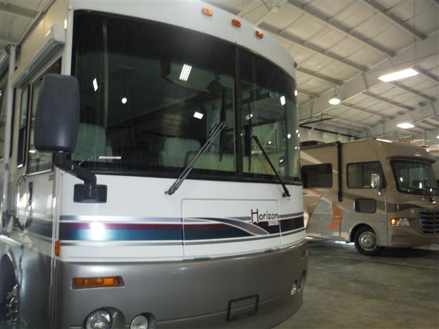 Buy a Used Winnebago Horizon in Cedar Falls, IA.