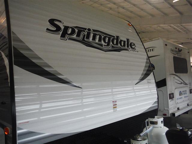 2014 Keystone Springdale