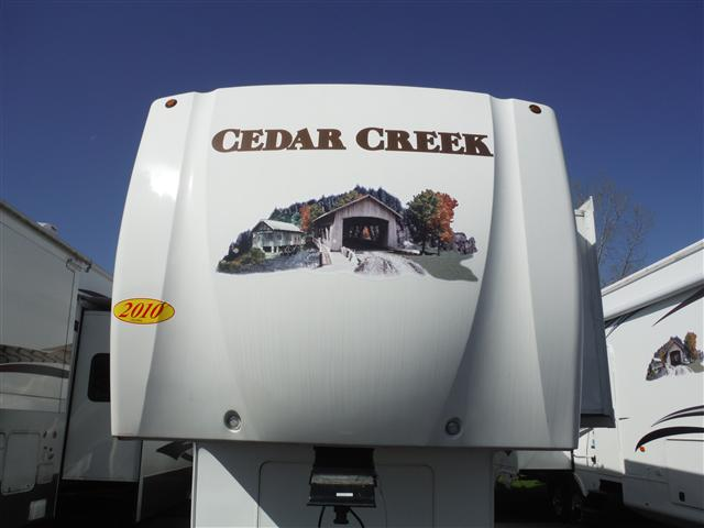 2010 Forest River Cedar Creek
