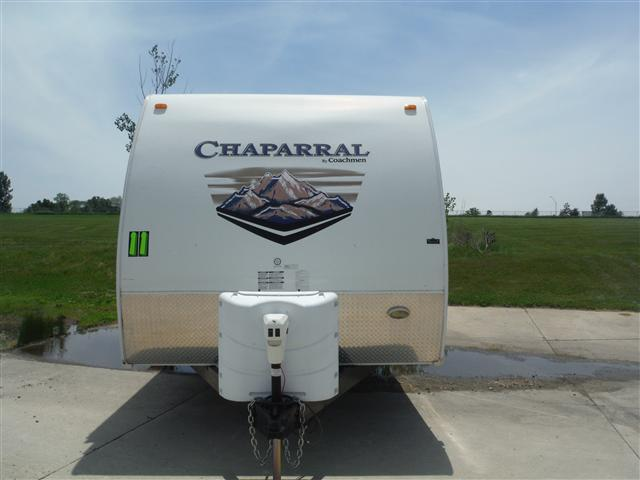 2011 Coachmen Chapparrel