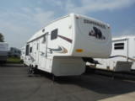 Used 2006 Forest River Silverback 33LRLBS Fifth Wheel For Sale