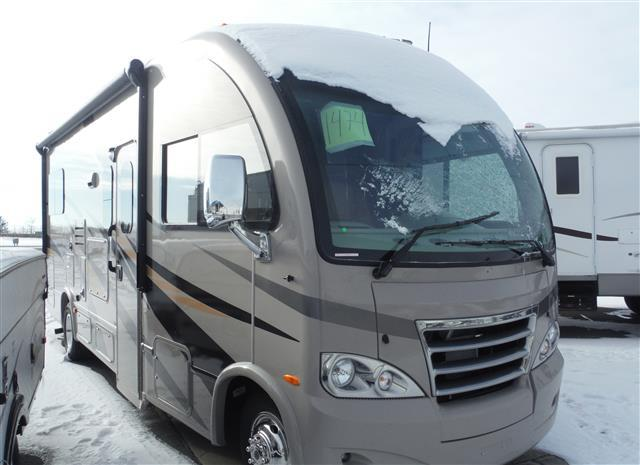 New 2015 Thor Motor Coach Axis Class A Gas Motorhomes For