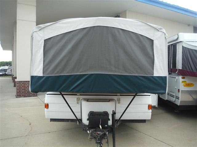 Buy a Used Coleman Grand Tour in Cedar Falls, IA.