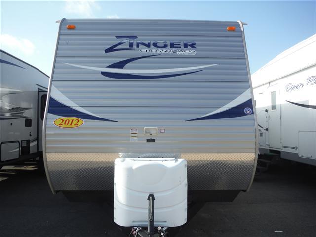 2012 Crossroads Zinger