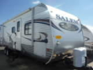 Used 2013 Forest River Salem 29QBDS Travel Trailer For Sale