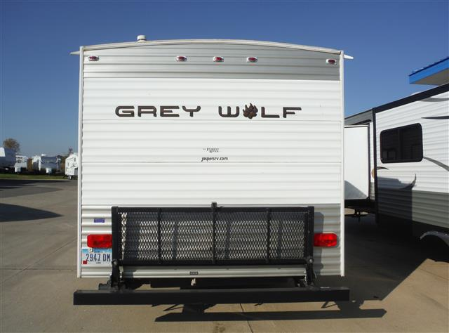 2011 Forest River Grey Wolf