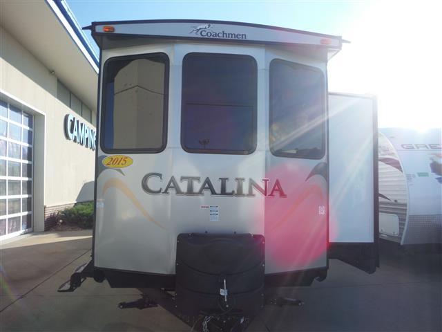 2015 Coachmen Catalina