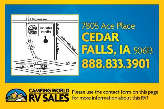 2016 Forest River Cedar Creek