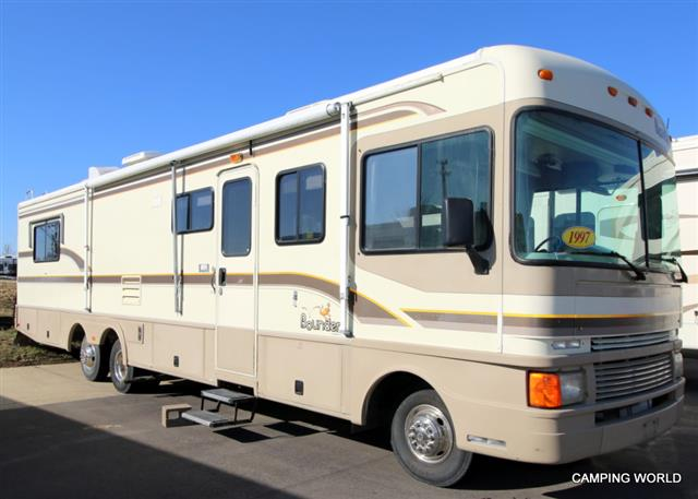 Used 1997 Fleetwood Bounder 37X Class A - Gas For Sale