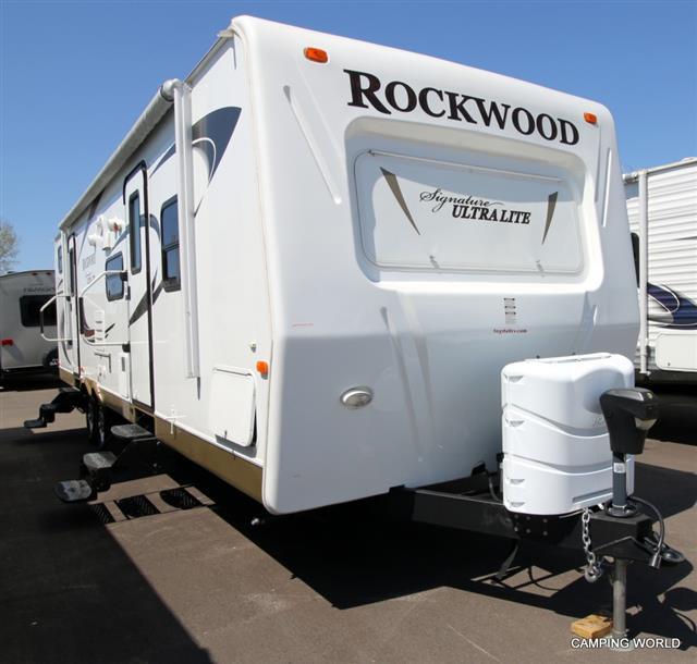 2012 Forest River Rockwood