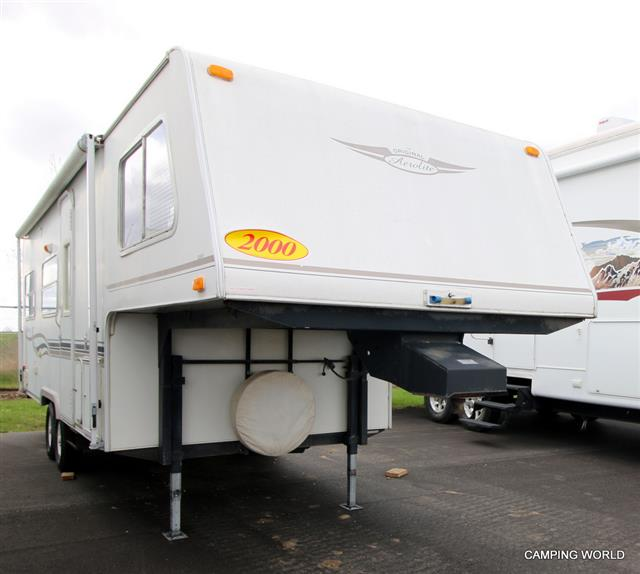 Used 2000 Dutchmen Aerolite 525RK Fifth Wheel For Sale