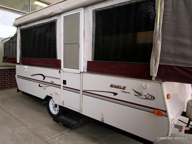 Used 1998 Jayco Eagle 12UDK Pop Up For Sale
